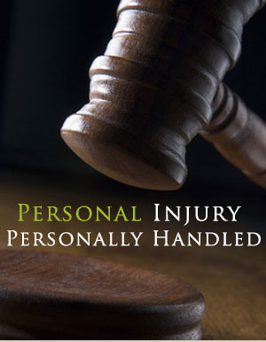 Personal Injury Attorney In Middletown, NY Gavel Image - Patrick Owen Law